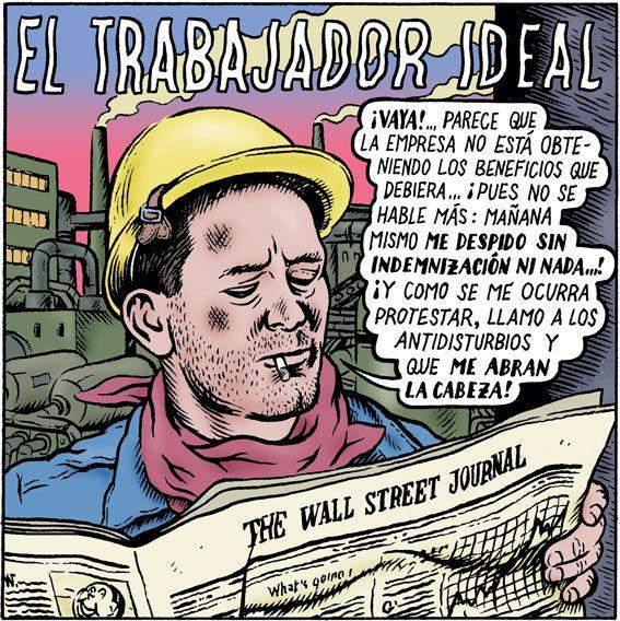 a-trabajador-ideal