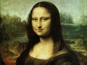 Fine Art - Mona Lisa - Leonardo Da Vinci 1024x768